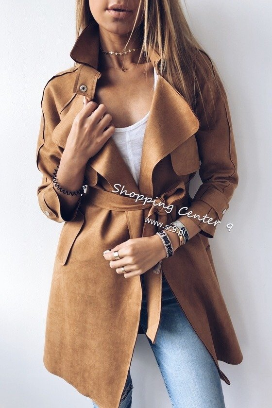 4be0a690 CAMEL VENEZIA COAT Camel | CLOTHING \ Outerwear