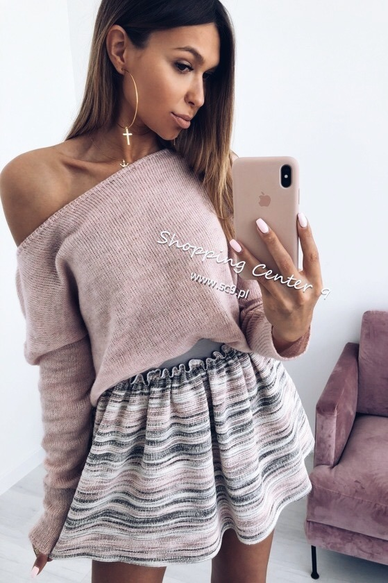 BABY PINK EMMA SWEATER