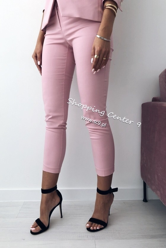 PINK ROYAL PANTS