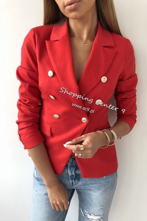 RED ROYAL JACKET