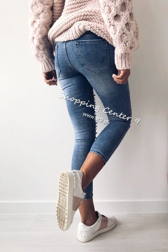 JEANS BABY PEARLS