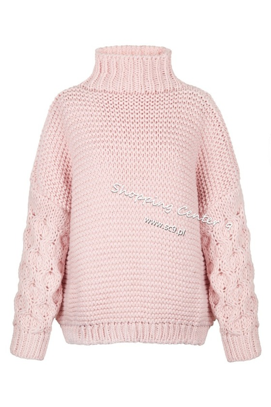SWETER BABY PALE PINK